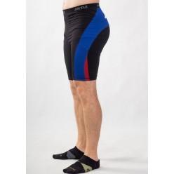 Компрессионные шорты ARTIX Fit Blue-Red