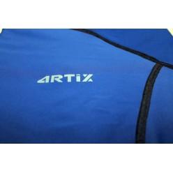 Рашгард ArtiX Dry-Fit Blue с длинным рукавом